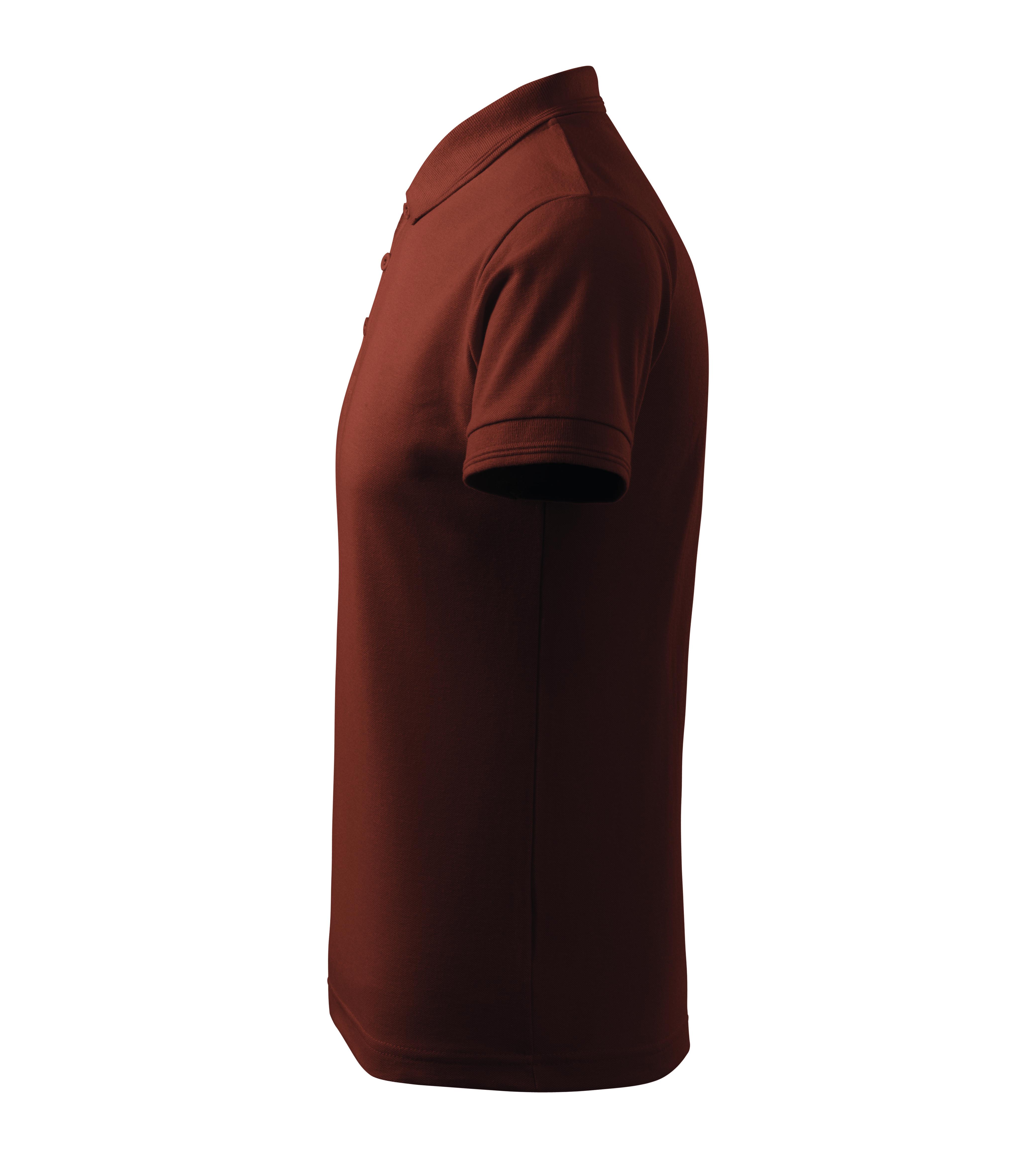 01ca12d356 ... Férfi galléros piké póló (csokoládébarna oldal).jpg ...