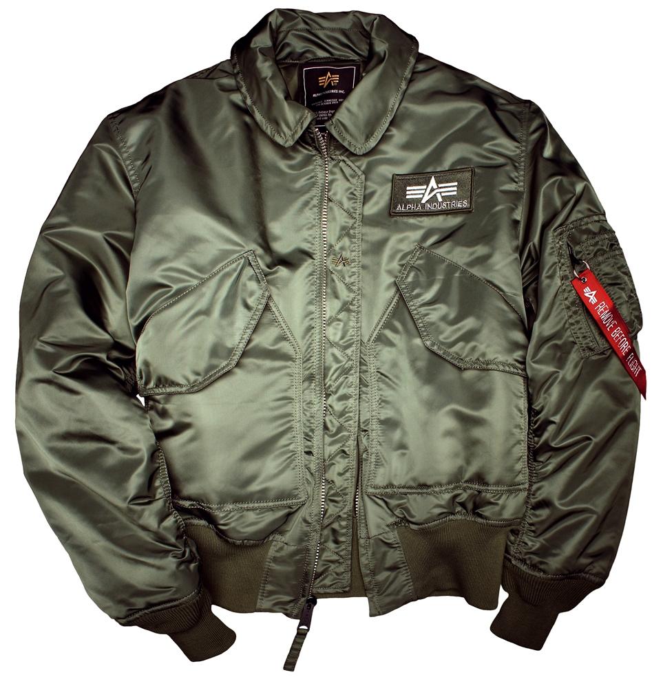 Vásárlás: Alpha Industries B 15 dark green Férfi kabát