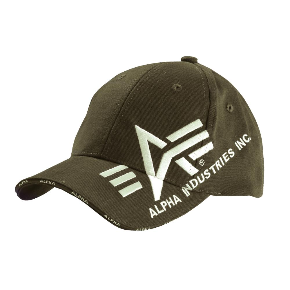 Alpha Industries Big A Cross Cap (193908) JETfly Military Webshop 81f29bc250