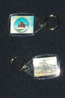Transport Helicopter Battalion - Hungary - Key Chain