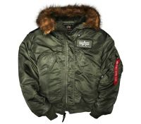 Alpha Industries 45 P Hooded (144103)