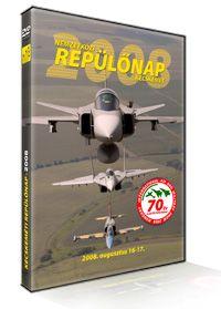 Kecskemét Airshow 2008 DVD
