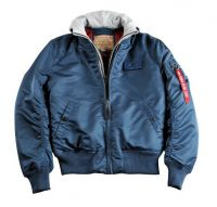 Alpha Industries MA-1 D-TEC Flight Jacket