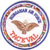 Hungarian Air Force - TACEVAL több zászlóval (3041A24F)