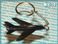 Unique hand-made MiG-19 key-chain
