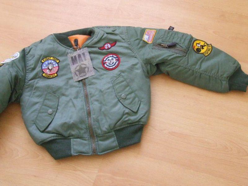 Dzseki bomber JETfly Military Webshop