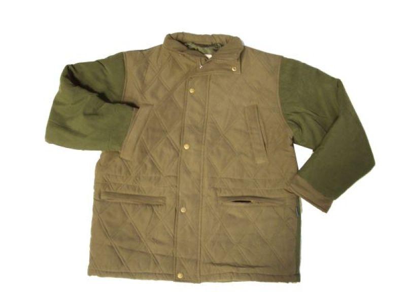 Kabát fleece mikroszálas barna - barna L JETfly Military Webshop 078607907a