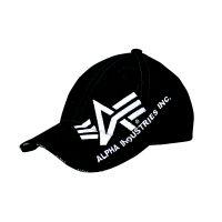 Alpha Industries Inc. Big A Cross Cap baseball cap
