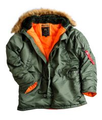 Alpha Industries Inc. N-3B VF 59 (103141)