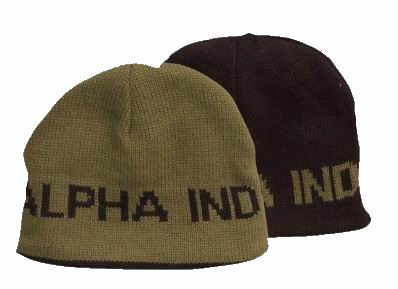 Alpha Industries Reversible Beanie (153900) JETfly Military Webshop 77a8c2a609