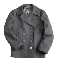 Alpha Industries Pea Coat USN (103133)