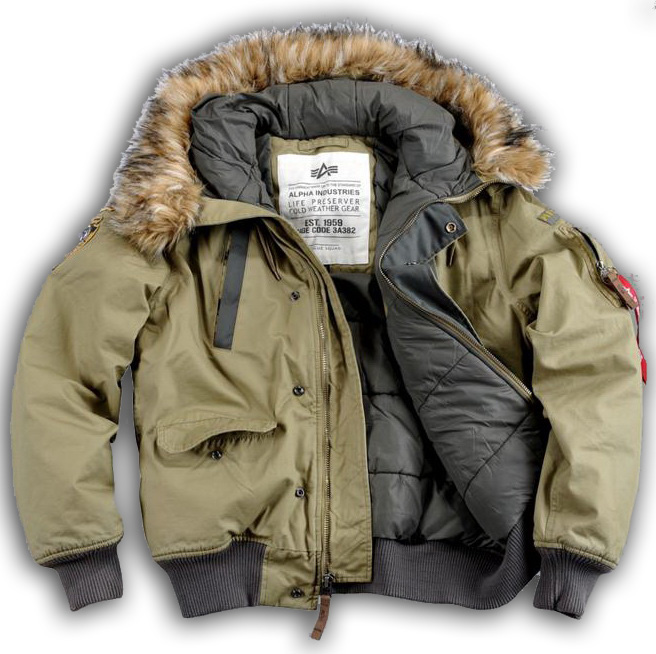 Alpha Industries Mountain Jacket (133144) JETfly Military