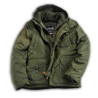 Купить Мужскую Зимнюю Куртку Милитари