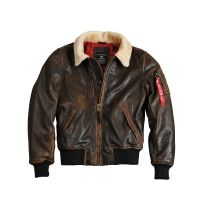 Alpha Industries Inc. Injector III Leather (158152)