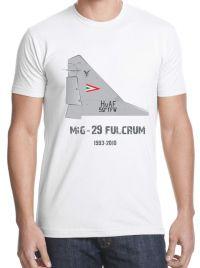 MiG-29 vezérsík póló