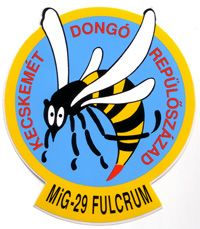 Dongó Squadron decal