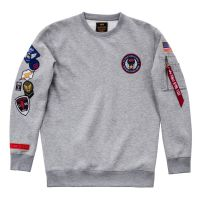 Alpha Industries Patch Sweater (178306)