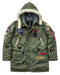 Alpha Industries N3-B Patch (178146)