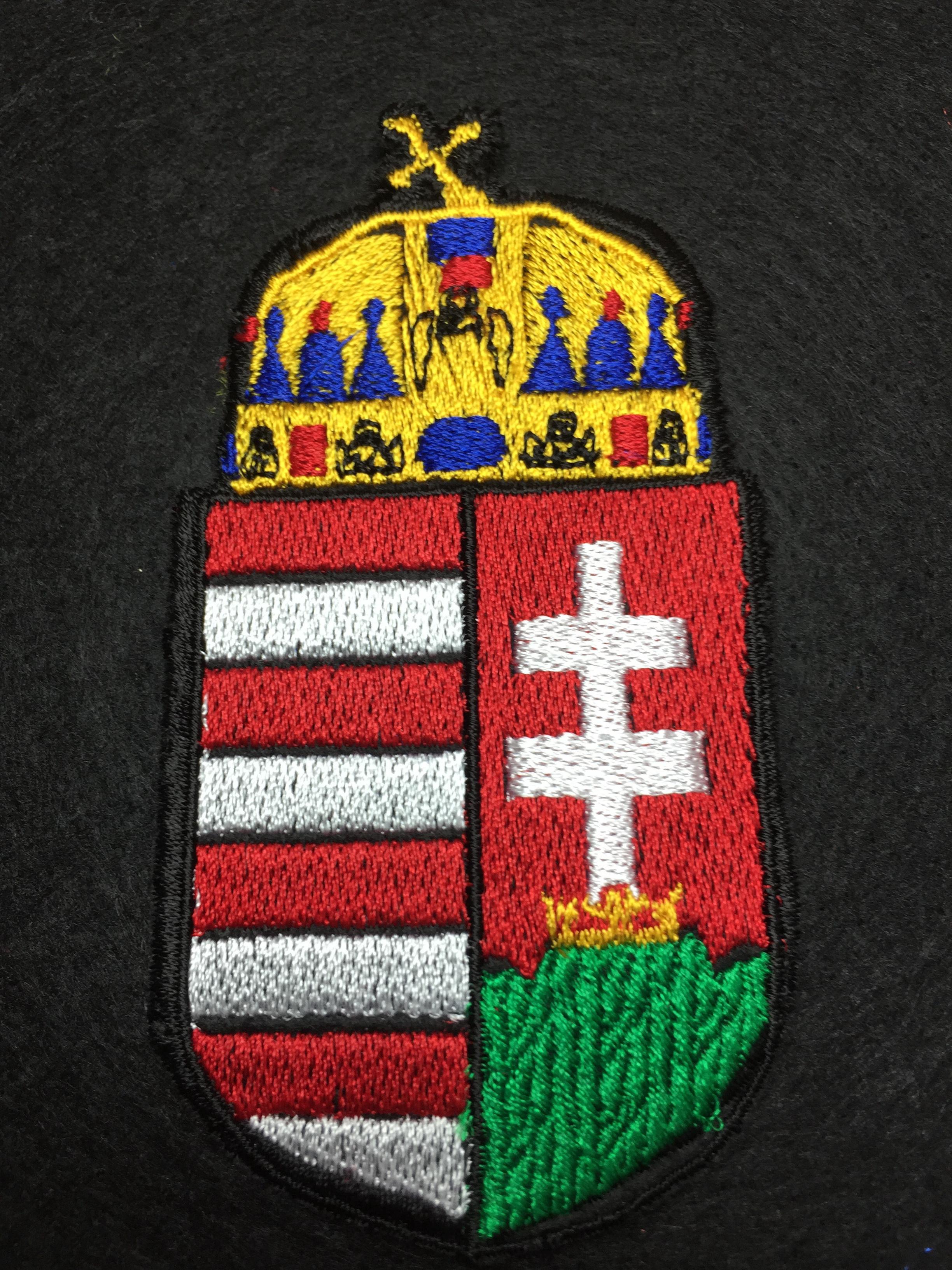 Magyar címer felvarró JETfly Military Webshop f7d663a763