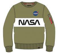 Alpha Industries NASA Inlay Sweater (178308)