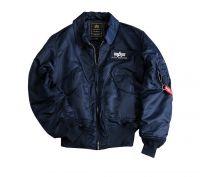 AKCIÓ: Alpha Industries CWU 45 (100102) - replika kék M
