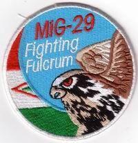 MiG-29 Fighting Fulcrum (1725A15F)