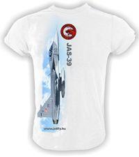 Gripen - Puma Squadron (Fruit of the Loom) T-shirt